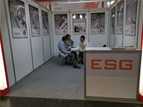 ESG Bearing attended exhibition in 2019