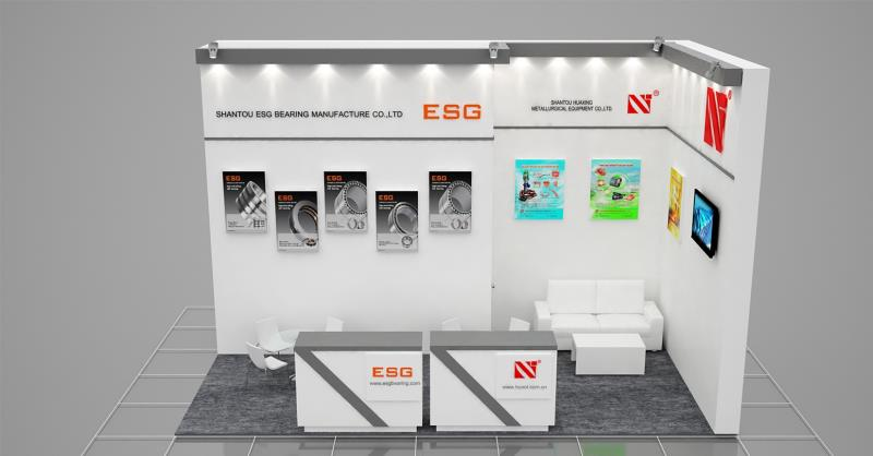 ESG Bearing will attend ANKIROS 2018